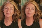 Απίστευτη μείωση ηλικίας με ειδικά εφέ