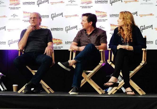 Οι πρωταγωνιστές του «Back to the Future» συναντήθηκαν μετά από 30 χρόνια (8)