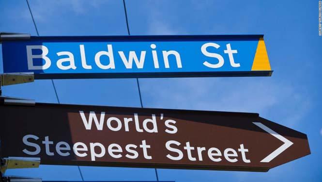 Baldwin: Ο πιο απότομος αστικός δρόμος στον κόσμο (2)