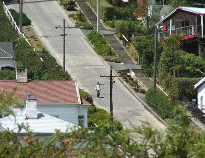 Baldwin: Ο πιο απότομος αστικός δρόμος στον κόσμο (6)