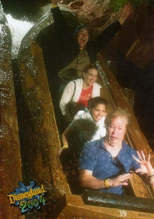 Φωτογραφίες σε Roller Coaster που τραβήχτηκαν την κατάλληλη στιγμή (1)