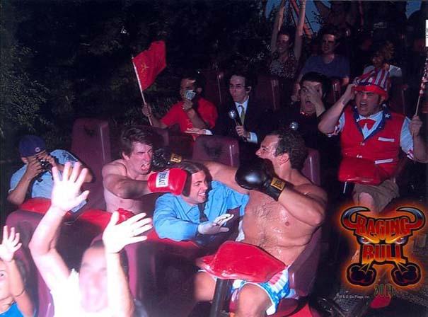 Φωτογραφίες σε Roller Coaster που τραβήχτηκαν την κατάλληλη στιγμή (2)
