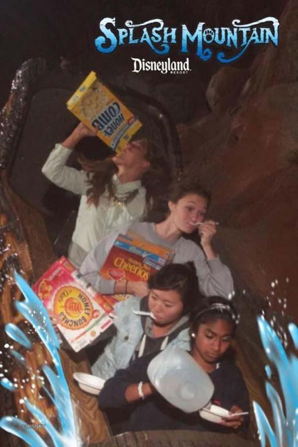 Φωτογραφίες σε Roller Coaster που τραβήχτηκαν την κατάλληλη στιγμή (4)