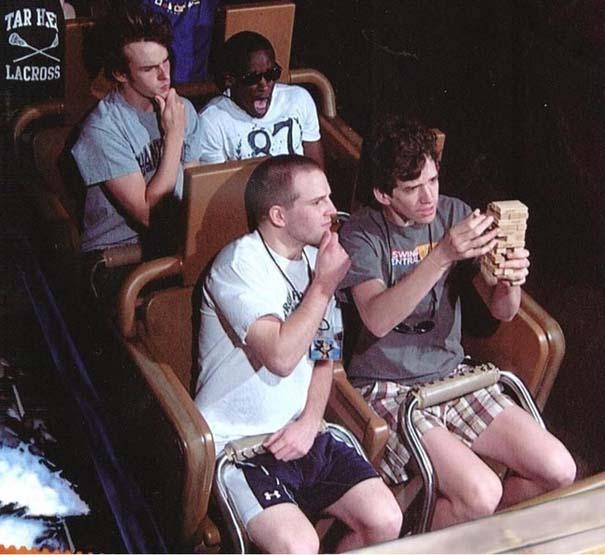 Φωτογραφίες σε Roller Coaster που τραβήχτηκαν την κατάλληλη στιγμή (7)