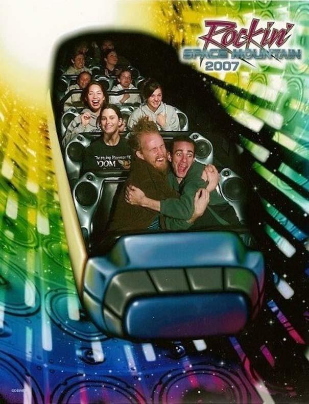 Φωτογραφίες σε Roller Coaster που τραβήχτηκαν την κατάλληλη στιγμή (8)