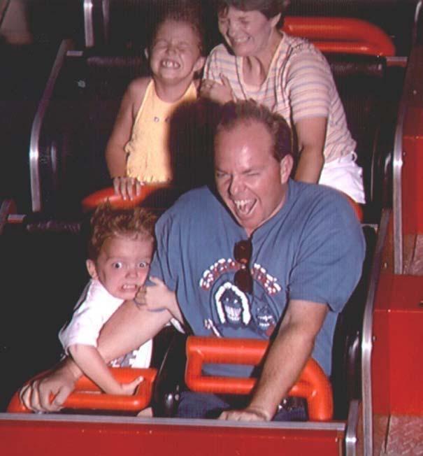 Φωτογραφίες σε Roller Coaster που τραβήχτηκαν την κατάλληλη στιγμή (9)