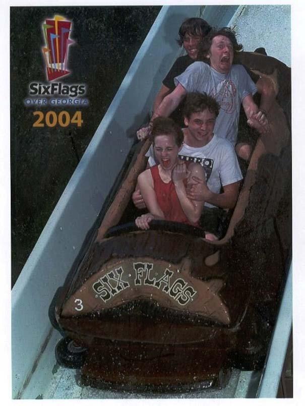 Φωτογραφίες σε Roller Coaster που τραβήχτηκαν την κατάλληλη στιγμή (14)