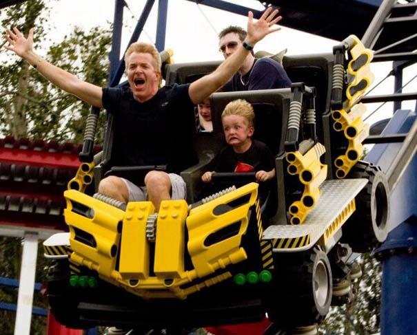 Φωτογραφίες σε Roller Coaster που τραβήχτηκαν την κατάλληλη στιγμή (18)
