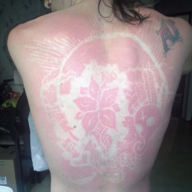 Ηλιοκαμένα τατουάζ (2)