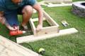 Δείτε την κατασκευή ενός σετ κήπου που κόστισε λιγότερα από 100 ευρώ