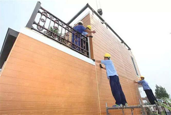 Κινεζική εταιρεία κατασκευάζει σπίτια σε 3 ώρες (8)