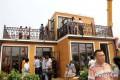 Κινεζική εταιρεία κατασκευάζει σπίτια σε 3 ώρες