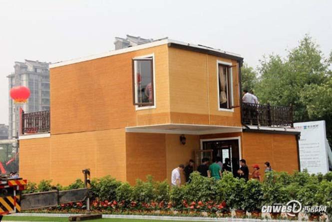 Κινεζική εταιρεία κατασκευάζει σπίτια σε 3 ώρες (16)