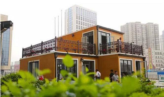 Κινεζική εταιρεία κατασκευάζει σπίτια σε 3 ώρες (19)
