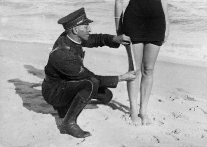 Μια μέρα στην παραλία πριν από 100 χρόνια (15)