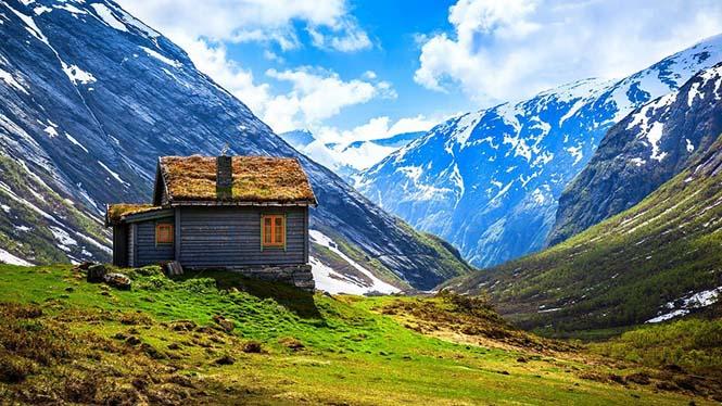 Φωτογραφίες που αποδεικνύουν πως η Νορβηγία είναι βγαλμένη από παραμύθι (13)