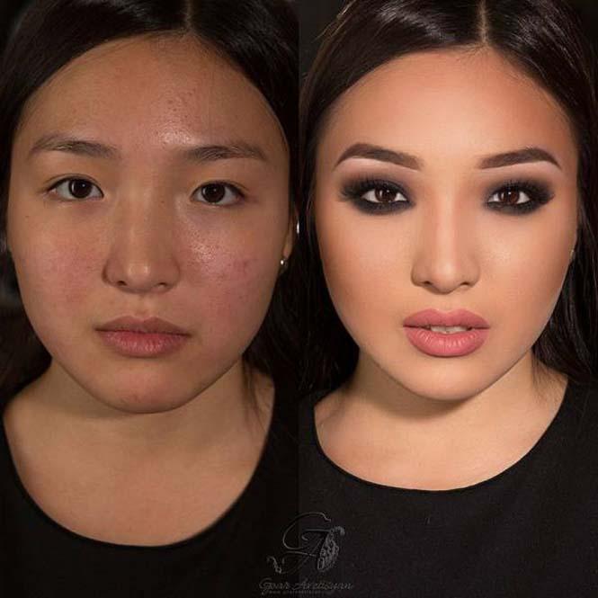 20+1 ολοκληρωτικές μεταμορφώσεις με μακιγιάζ (3)