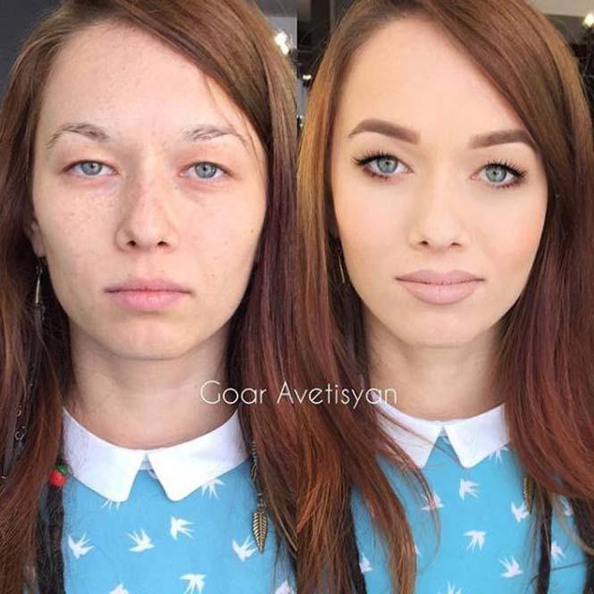 20+1 ολοκληρωτικές μεταμορφώσεις με μακιγιάζ (9)