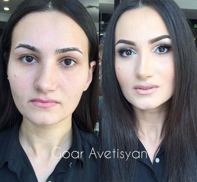 20+1 ολοκληρωτικές μεταμορφώσεις με μακιγιάζ (12)