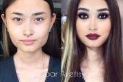 20+1 ολοκληρωτικές μεταμορφώσεις με μακιγιάζ (13)