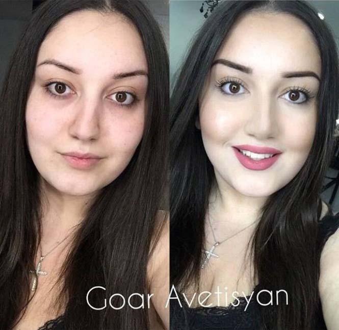 20+1 ολοκληρωτικές μεταμορφώσεις με μακιγιάζ (16)