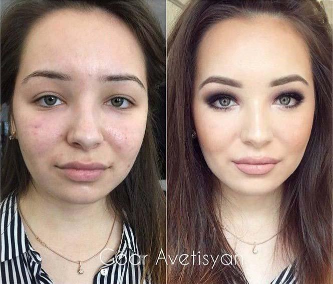 20+1 ολοκληρωτικές μεταμορφώσεις με μακιγιάζ (18)