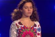 Όταν αυτό το κορίτσι ανέβηκε στην σκηνή, έκανε τους κριτές να δακρύσουν