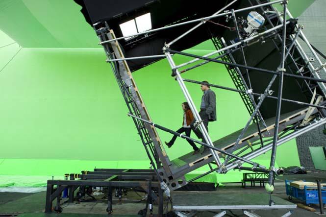 Στα παρασκήνια των γυρισμάτων της ταινίας «Inception» (2)