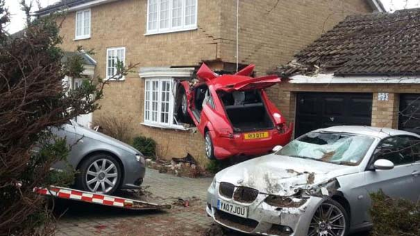 Ασυνήθιστα τροχαία ατυχήματα #30 (2)