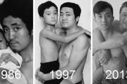 Πατέρας και γιος έβγαζαν την ίδια φωτογραφία για σχεδόν 30 χρόνια... μέχρι την τελευταία (1)