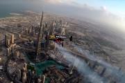Πετώντας με ένα Jetpack πάνω από το Dubai