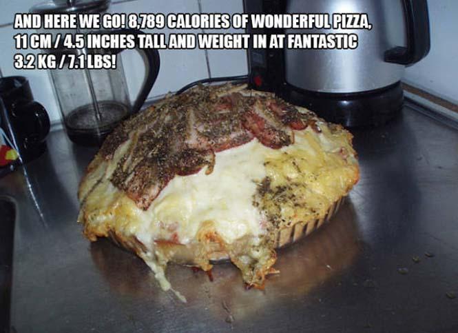 Pizza 9.000 θερμίδων (14)
