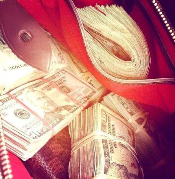 Τα πλουσιόπαιδα ενός βαρώνου ναρκωτικών επιδεικνύουν την καθημερινότητα τους στο Instagram (20)