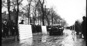 Πως ήταν οι λασπωτήρες αυτοκινήτων το 1912