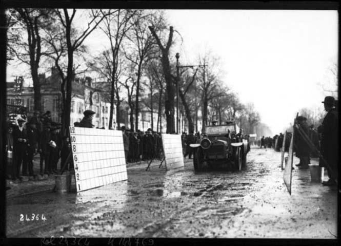 Πως ήταν οι λασπωτήρες αυτοκινήτων το 1912 (1)