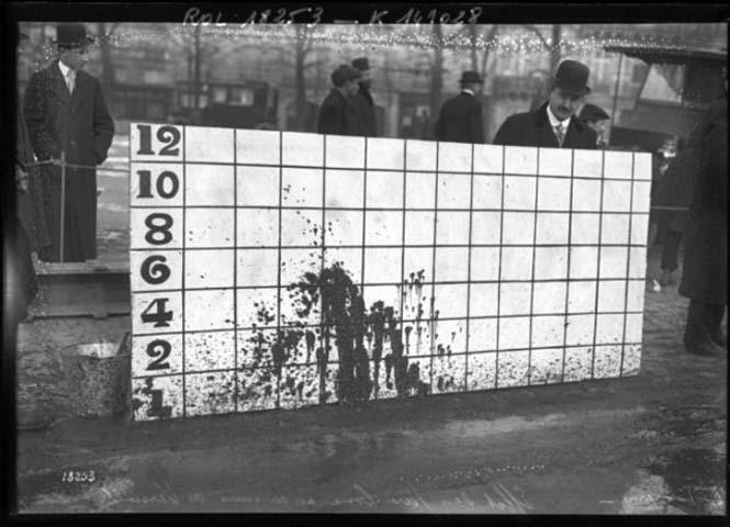 Πως ήταν οι λασπωτήρες αυτοκινήτων το 1912 (2)