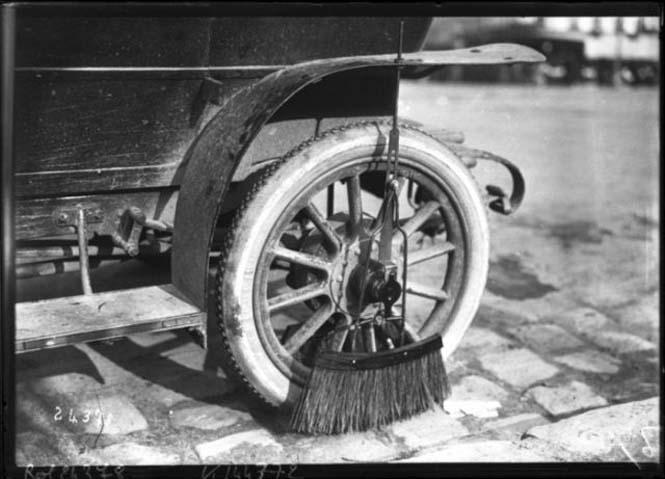 Πως ήταν οι λασπωτήρες αυτοκινήτων το 1912 (3)