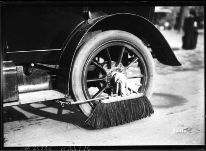 Πως ήταν οι λασπωτήρες αυτοκινήτων το 1912 (4)