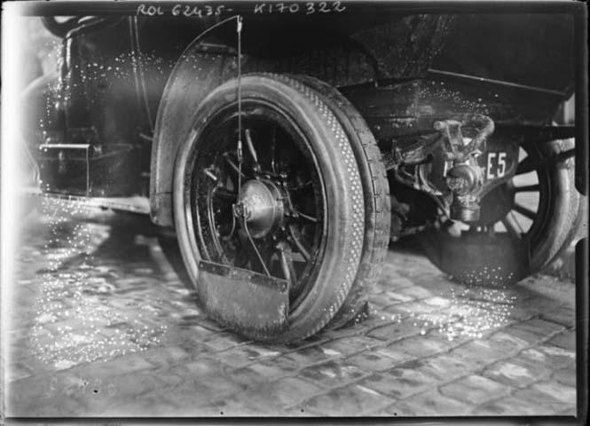 Πως ήταν οι λασπωτήρες αυτοκινήτων το 1912 (6)