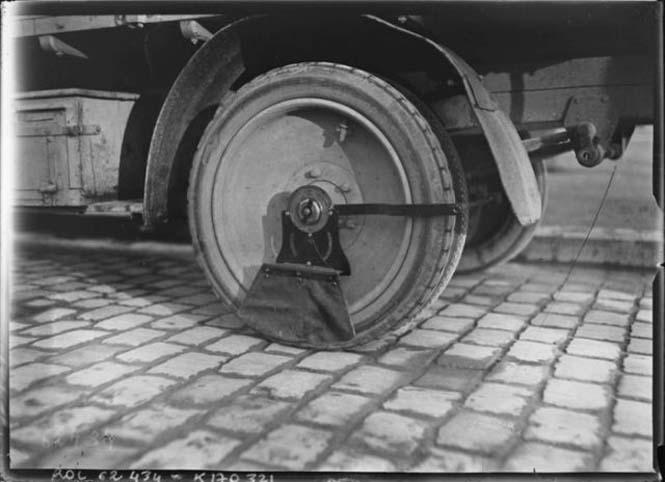 Πως ήταν οι λασπωτήρες αυτοκινήτων το 1912 (7)