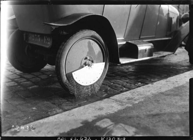 Πως ήταν οι λασπωτήρες αυτοκινήτων το 1912 (8)