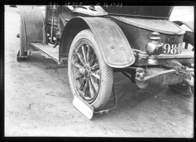 Πως ήταν οι λασπωτήρες αυτοκινήτων το 1912 (9)