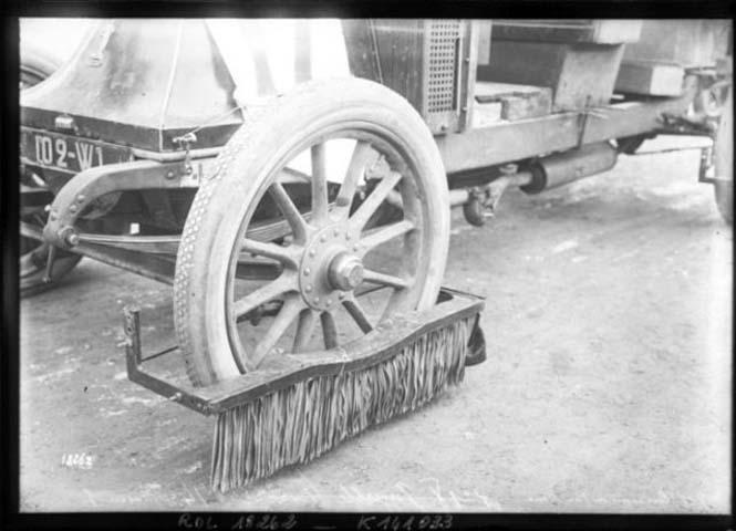 Πως ήταν οι λασπωτήρες αυτοκινήτων το 1912 (10)