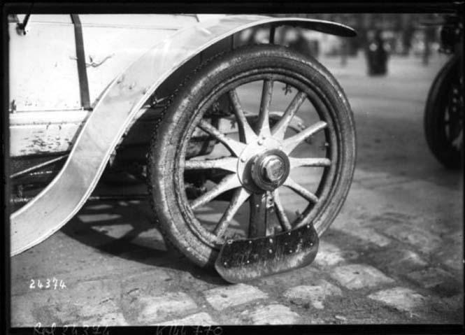 Πως ήταν οι λασπωτήρες αυτοκινήτων το 1912 (11)