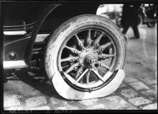 Πως ήταν οι λασπωτήρες αυτοκινήτων το 1912 (12)