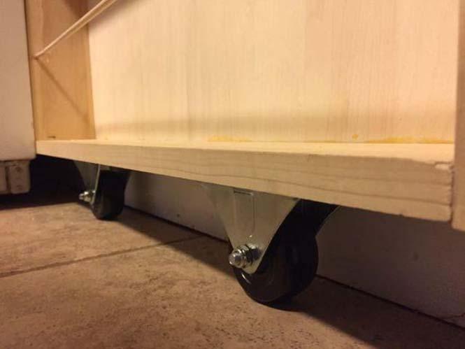 Πως να μετατρέψεις έναν μικροσκοπικό χώρο σε κάτι εξαιρετικά χρήσιμο (13)