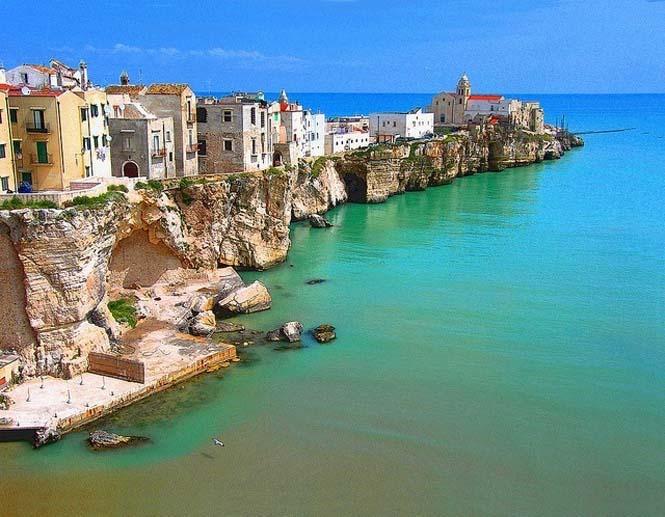 Υπέροχα παραθαλάσσια χωριά στην Ιταλία (3)