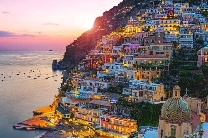 Υπέροχα παραθαλάσσια χωριά στην Ιταλία (4)