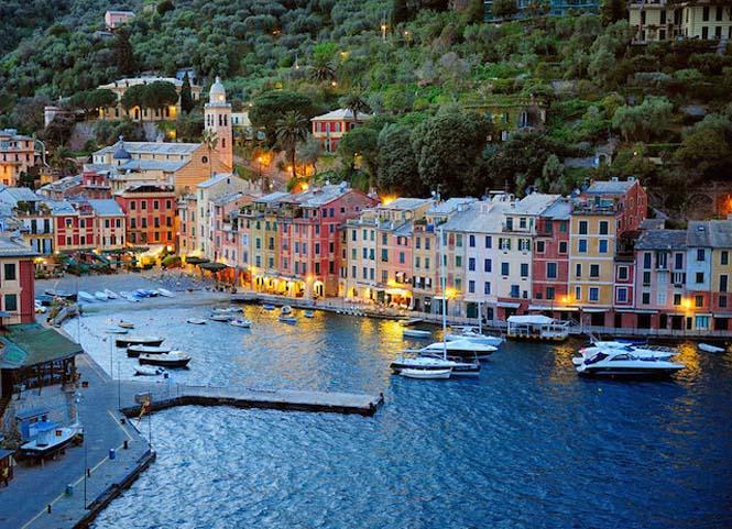 Υπέροχα παραθαλάσσια χωριά στην Ιταλία (5)
