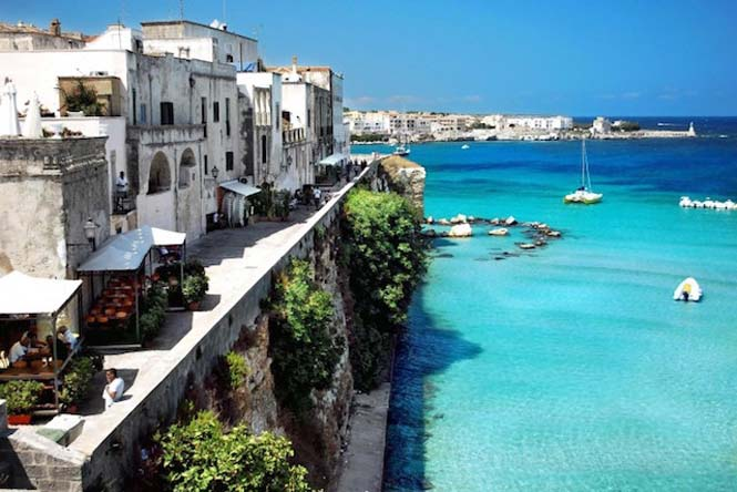 Υπέροχα παραθαλάσσια χωριά στην Ιταλία (6)